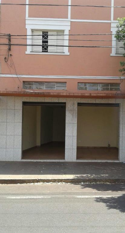 Ponto para alugar, 173 m² por R$ 1.200,00/mês - São Benedito - Uberaba/MG