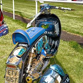 by Dean Round - Transportation Motorcycles