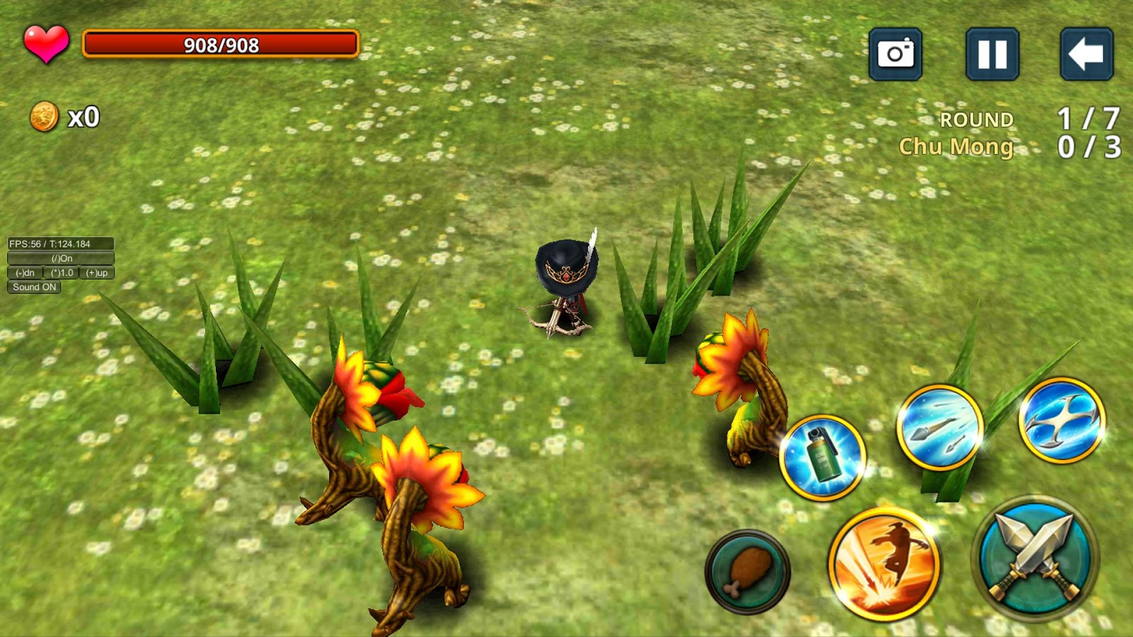 Demong Hunter! Screenshot 3