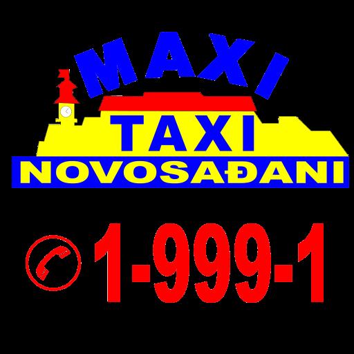 Android aplikacija Maxi Taxi Novosadjani na Android Srbija
