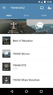 YWAM Mazatlan - screenshot