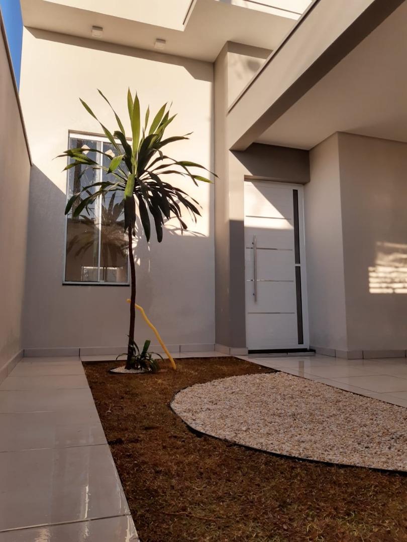Casa com 3 dormitórios à venda, 122 m² por R$ 370.000 - Jardim Campos Verdes - Nova Odessa/SP