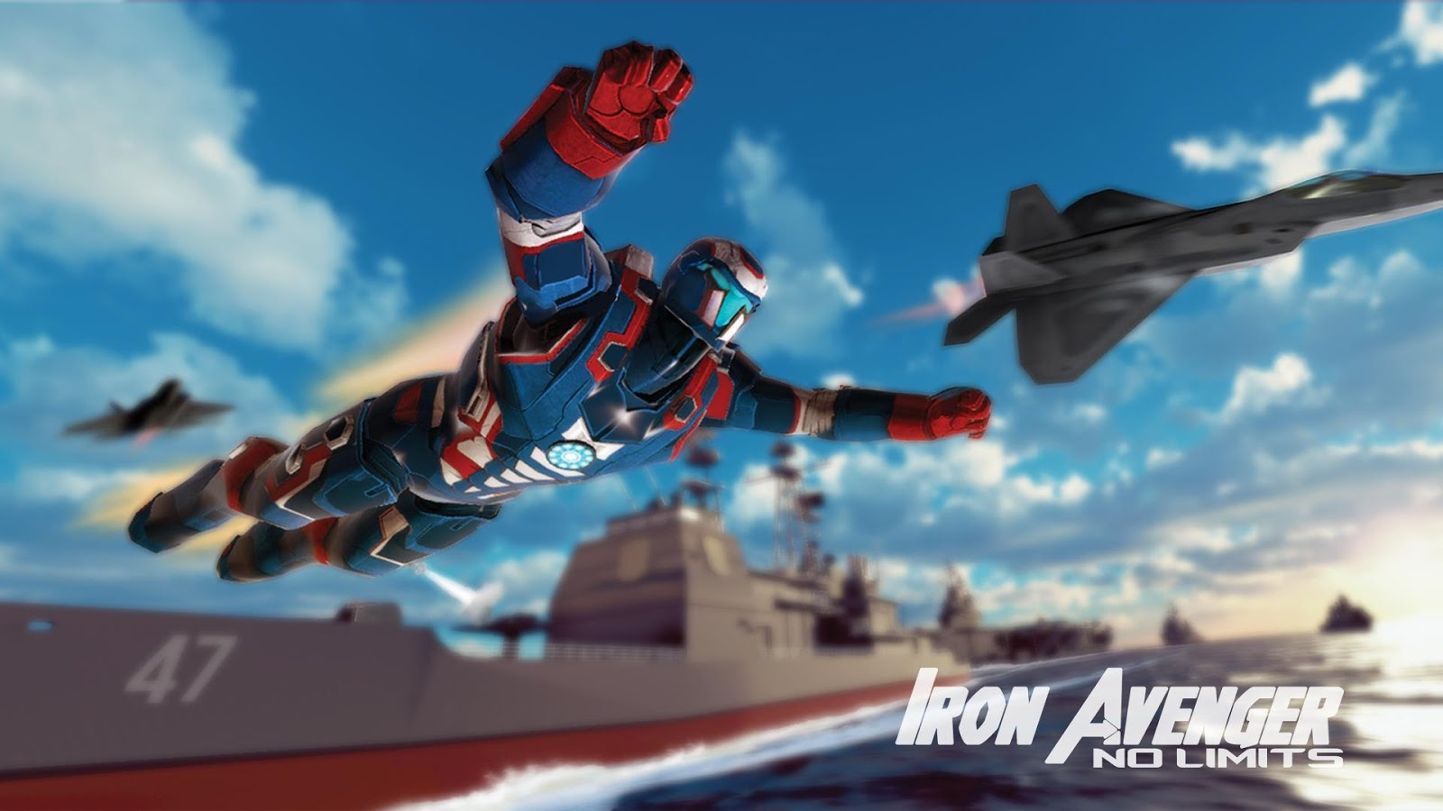 Iron Avenger 2 : No Limits Screenshot 4