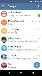 Telegram APK for Nokia