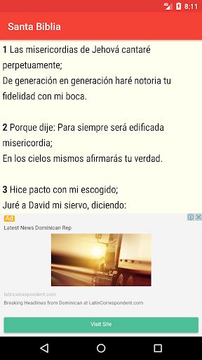 Santa Biblia Gratis screenshot 5