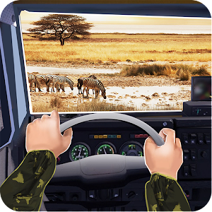 Drive KAMAZ Safari Simulator for Android