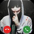 jeff the killer call prank ☠ APK for Bluestacks