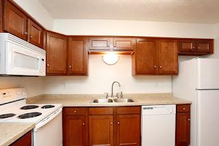 Castleton Manor Apartments Kitchen2