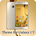 Theme for Samsung Galaxy C7 for Lollipop - Android 5.0