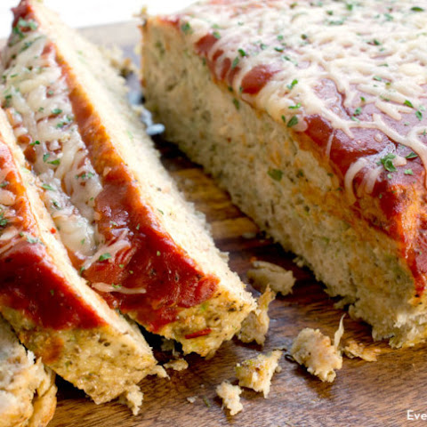 Homemade Chicken Meatloaf