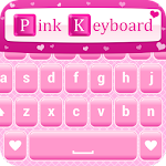 Pink Love Keyboard Themes 1.2 Apk