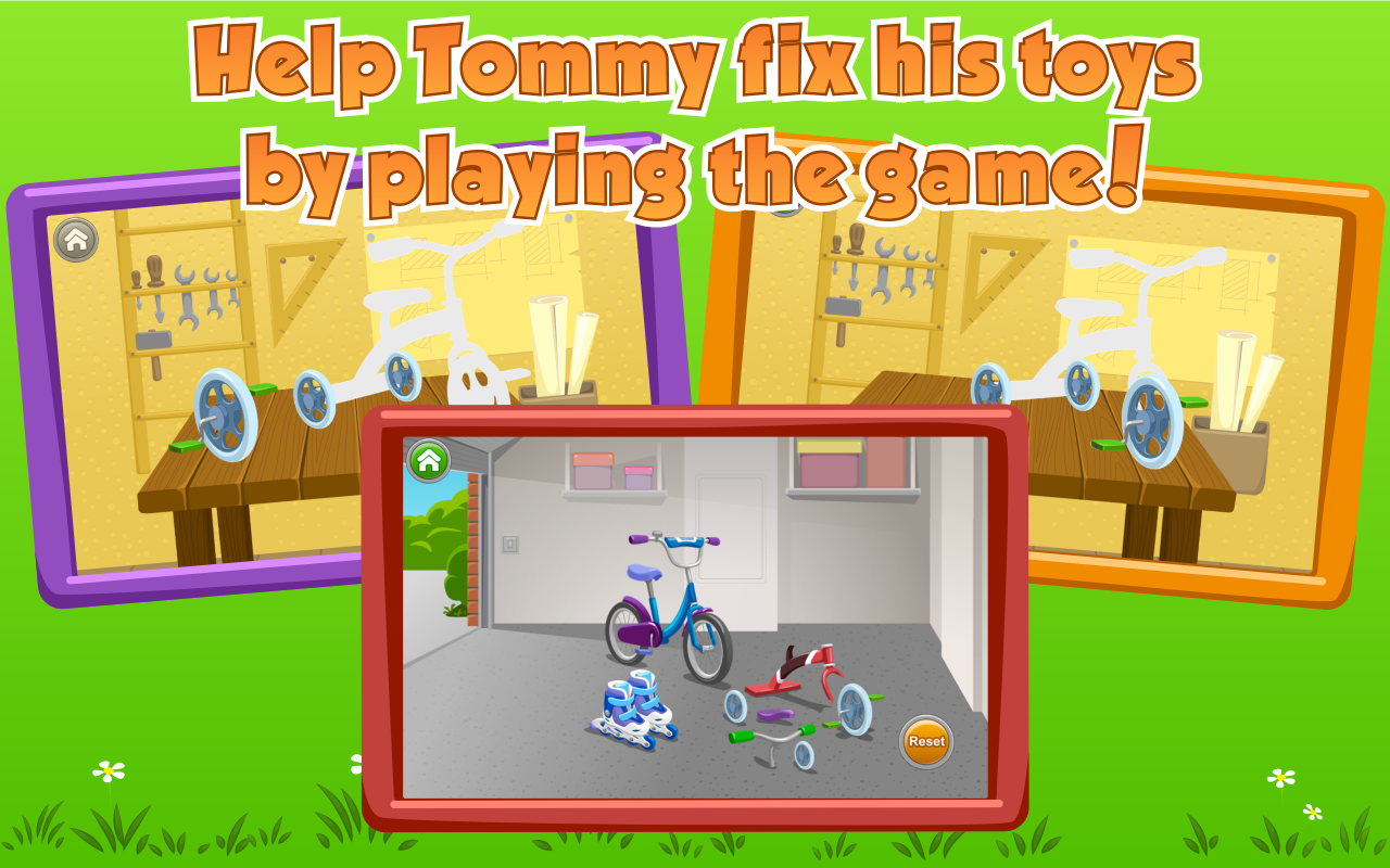 Kids Learn to Read Screenshot 13