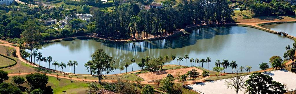 Condomínio Quinta da Baroneza - Bragança Paulista alto padrão lotes disponíveis a partir de 3.000m² para venda.