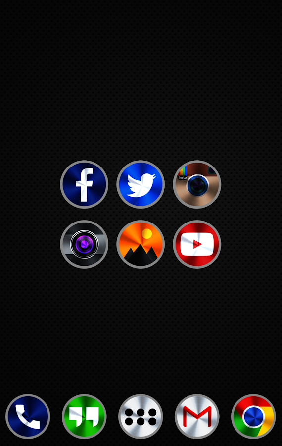 Vivid v2 Icon Pack Screenshot 1