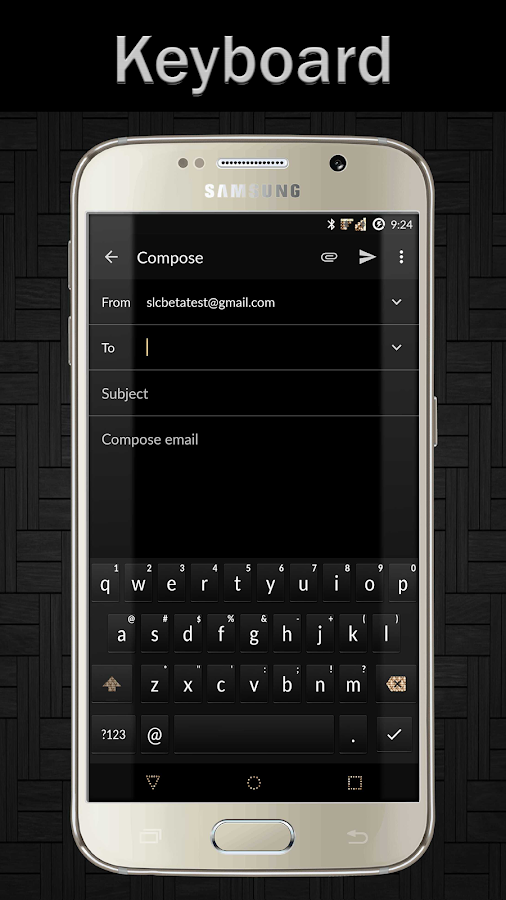 Black Gold CM12 CM13 Screenshot 3