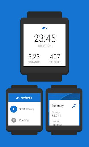 Runtastic PRO Running, Fitness - screenshot