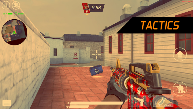 MaskGun ® - Multiplayer FPS APK screenshot thumbnail 1