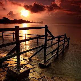 Silent by Farid Wazdi - Landscapes Sunsets & Sunrises
