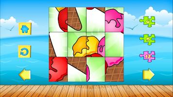 Screenshot of 123 Kids Fun PUZZLE GOLD Free