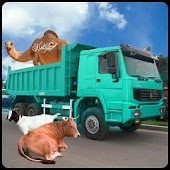 Game Eid Animal Transport Truck Simulator apk for kindle fire