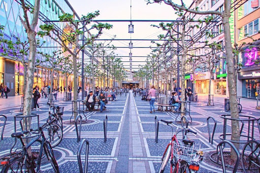 Shopping in Frankfurt