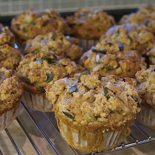 Carrot And Pecan Muffins Recipes