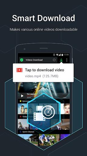 Armorfly Browser & Downloader - Private , Safe screenshot 1