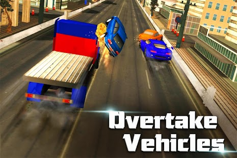 Racing Game : Truck Racer- screenshot thumbnail