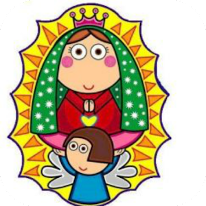 Download Dibujos Virgen Maria For PC Windows and Mac
