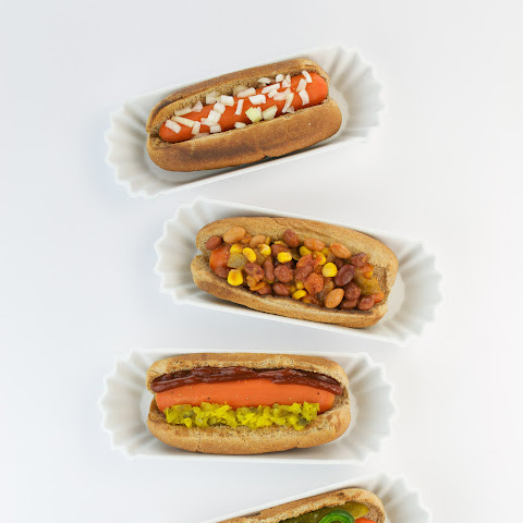 All-Natural Carrot Dogs