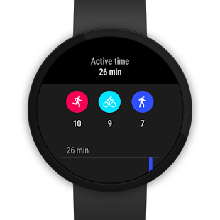 Google Fit - Fitness Tracking Screenshot