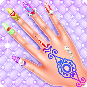 Beauty Girl at Nail Salon For PC / Windows 7/8/10 / Mac – Free Download
