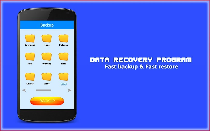 Data Recovery Program APK