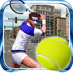 Tennis 3D Street league 2016