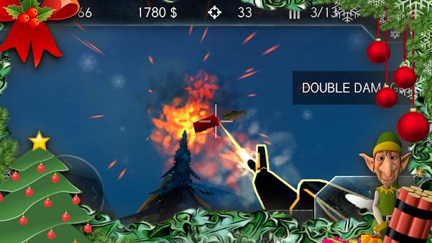 Santa Zombie Shooter apk screenshot