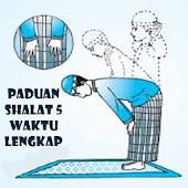 Paduan Shalat 5 Waktu Lengkap APK for Bluestacks