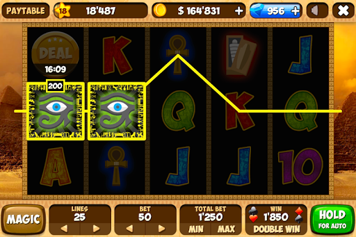 Pharaohs Legend Slots VIP - screenshot