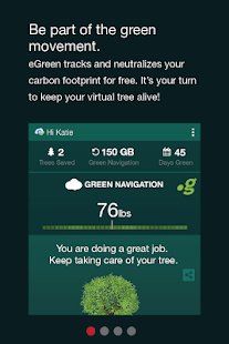 eGreen - screenshot