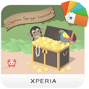 XPERIA™ Treasure Island Theme