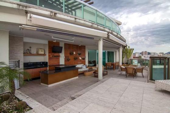 Cobertura residencial à venda, Icaraí, Niterói - CO0147.