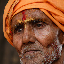 Melancholy.. by Rakesh Syal - People Portraits of Men (  )