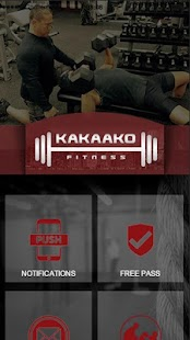 Kakaako Fitness - screenshot
