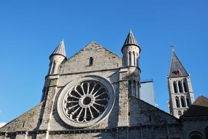 photo de Notre Dame (Cathédrale de Tournai)