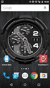 WatchMaker Live Wallpaper 이미지[6]