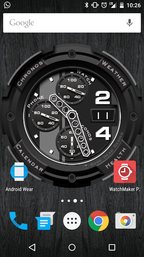 WatchMaker Live Wallpaper Screenshot 5