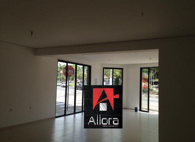 Salão para alugar, 120 m² por R$ 4.000/mês - Centro - Bragança Paulista/SP