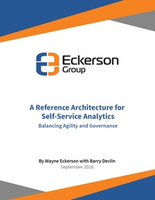 A Reference Architecture for Self-Service Analytics
