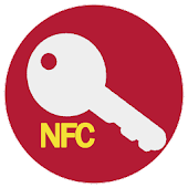 NFC Key A/B List Mifare PRO Icon