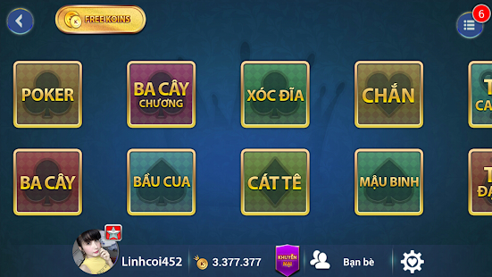 Download Game bai Online - Vua danh bai APK for Android Kitkat