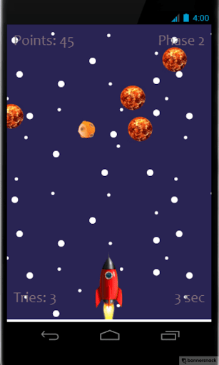 Spaceship Shooter Game